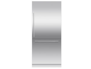 Fisher & Paykel Series 7 | 90.6cm Integrated Refrigerator Freezer – Ice