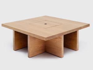 Skupa Basket Low Table