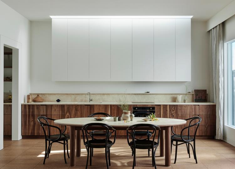 Kitchen | Brunswick West Kitchen by Studio May