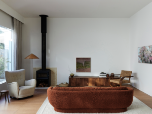 Living | Brunswick West Living Room by Studio May